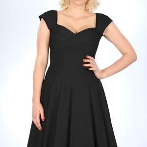 Madstyle swing black dress from Stop Staring!